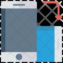 Mobile Rotation Icon