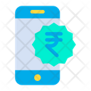 Rupees Rupee Mobile Icon