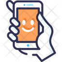 Mobile Safety Mobile Protection Mobile Insurance Icon