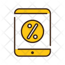 Mobile sale Icon