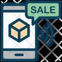 Mobile Sale Mobile Sale Icon