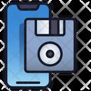 Mobile Save Mobile Save Icon