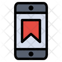 Mobile Save Icon