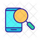 Smartphone Function Phone Icon