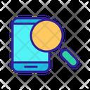 Smartphone Function Phone Icon
