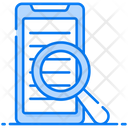 Mobile Discovery Mobile Exploration Mobile Browse Icon