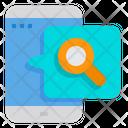 Mobile Search Mobile Search Icon