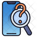 Mobile Searchers Searcher Web Icon