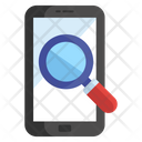 Mobile Searching Icon