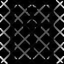 Mobile Mobile Code Password Icon