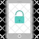 Mobile Security Lock Padlock Icon
