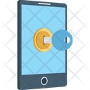 Mobile Security Data Security Phone Safety Icon
