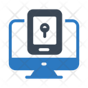 Mobile Security Mobile Lock Icon