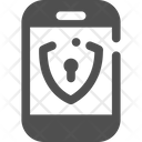 Security Mobile Security Mobile Protection Icon