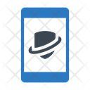 Mobile Security Phone Icon