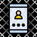 Password Login Account Icon