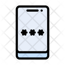 Password Lock Login Icon