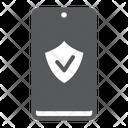 Device Security Smartphone Icon