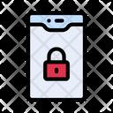 Mobile Lock Phone Icon