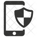 Mobile Security Protection Icon