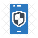 Mobile Safety Phone Icon