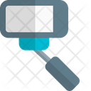 Mobile Selfie Stick Selfie Stick Stick Icon