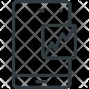 Mobile seo Icon