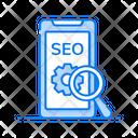 Mobile Seo Seo Media Search Engine Optimization Icon