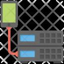 Mobile Server Icon