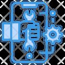 Service Online Hand Icon