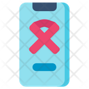Mobile Service Center Smartphone Hiv Icon