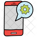 Mobile Setting Mobile Configuration Mobile Repairing Icon