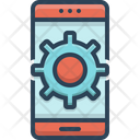 Customize App Mobile Phone Icon