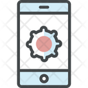 Exploitationv Mobile Setting Mobile Testing Icon