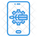 Setting Smartphone Device Icon