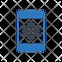 Mobile Phone Setting Icon
