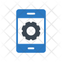 Mobile Setting Phone Icon