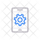 Mobile Seo Setting Icon