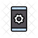 Mobile Setting Support Icon