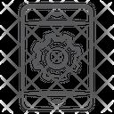 Mobile Setting Mobile Configuration Mobile Config Icon