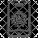 Mobile Setting Mobile Configuration Phone Setting Icon