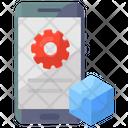 Mobile Setting Mobile Configuration Mobile Repair Icon