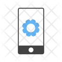 Mobile Cell Setting Icon