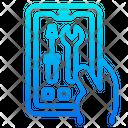 Mobile Setting Icon