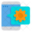Mobile Setting Mobile Setting Icon