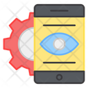 Mobile Setting Mobile Configuration Mobile Management Icon