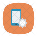 Mobile Setting Mobile Config Icon
