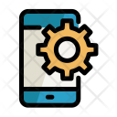 Gear Web Technology Icon