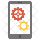 Mobile Engineering Android Icon