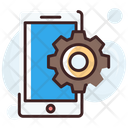 Mobile Settings Mobile Preferences Mobile Tools Icon